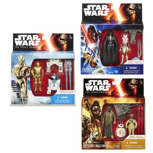 Star Wars: The Force Awakens Mission Series Action Figure 2-Packs Wave 2 Case 12K-R30-HSB3955B