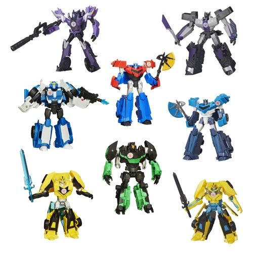 Hasbro Transformers Robots in Disguise Warriors Wave 5 Case 12K-R30-HTB0070E