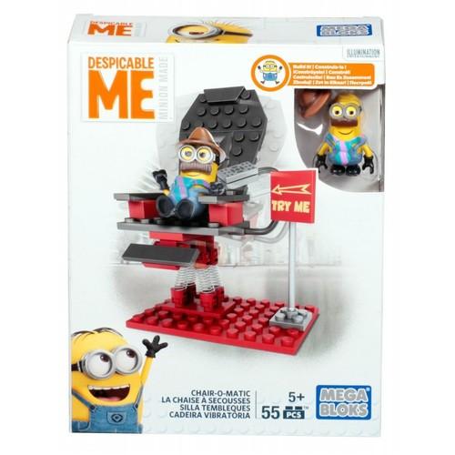 Mega Bloks Despicable Me Mini-Figure Small Playset