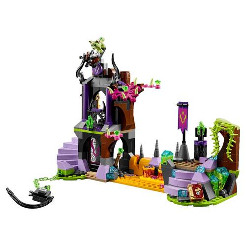 Lego Elves Queen Dragon's Rescue