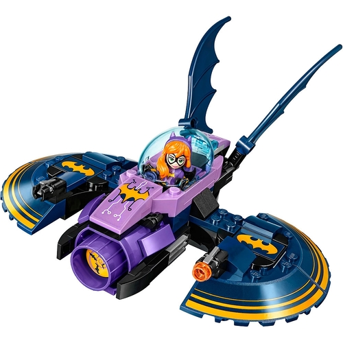 "LEGO DC Super Hero Girls Batgirl""! Batjet"