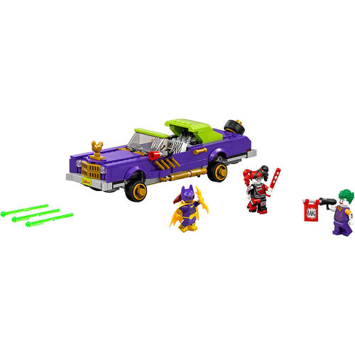 "LEGO Batman Movie The Joker""! Notorious Lowrider"