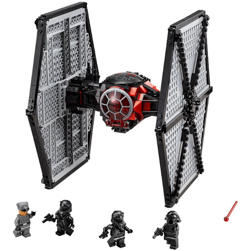 Lego Star Wars First Order Special Forces TIE Fighter 12L-P67-75101