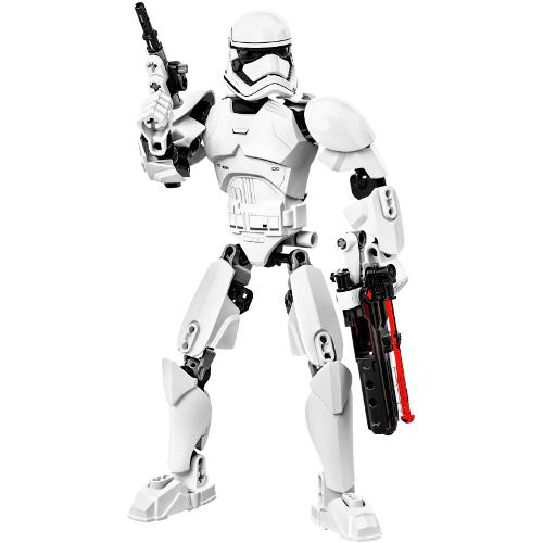 Lego Star Wars First Order Stormtrooper 12L-P67-75114