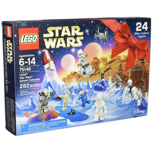 Lego Star Wars 282-Pieces Advent Calendar Building