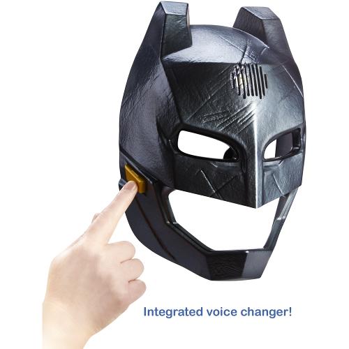 Mattel Batman V Superman: Voice-Changer Helmet - Batman 12Q-766-DHY31