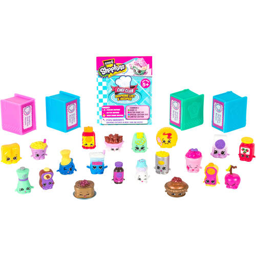 Shopkins Season 6 Chef Club - Mega Pack 12Q-P22-56376