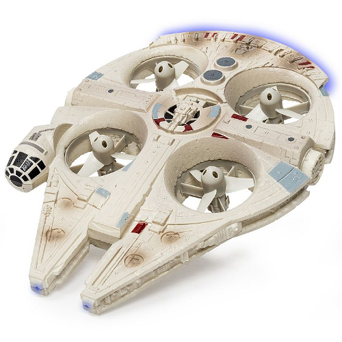Air Hogs Star Wars: Episode VII The Force Awakens Millennium Falcon Quadcopter