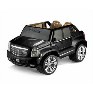 Fisher Price Cadillac Escalade EXT - Black