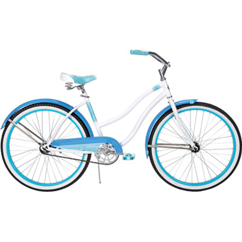 "Huffy 26"""" Ladies Good Vibrations Cruiser"" 12B-796-26633"