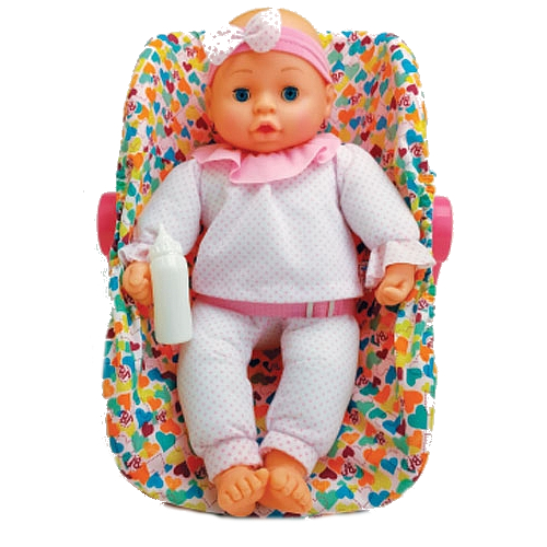 Baby's First Doll Baby on the Go