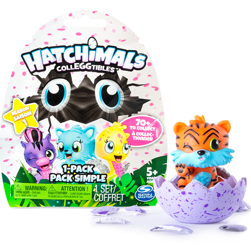 Hatchimals CollEGGtibles by Spin Master - Styles & Colors May Vary 12K-P94-6034127