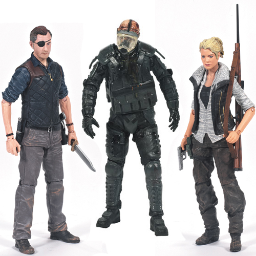 The Walking Dead TV Series 4 Action Figure - Assortment 12K-Q80-14490/1