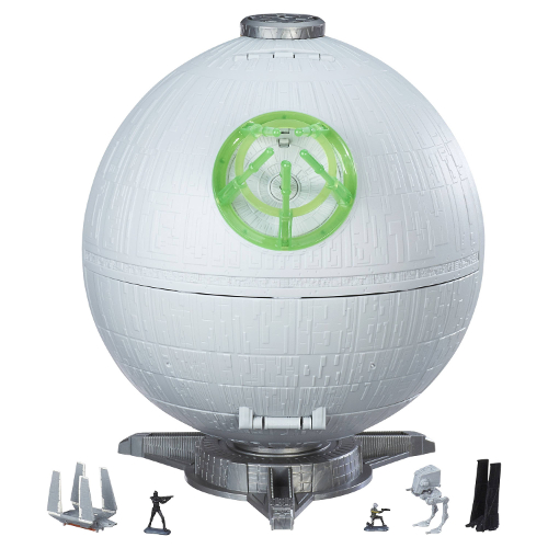 Star Wars Rogue One Micro Machines Death Star Playset 12K-R30-HSB7084