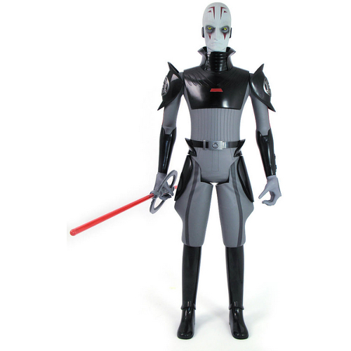 "Hasbro Star Wars 31"""" Rebel Inquisitor Figure"" 12K-R30-JK78236"