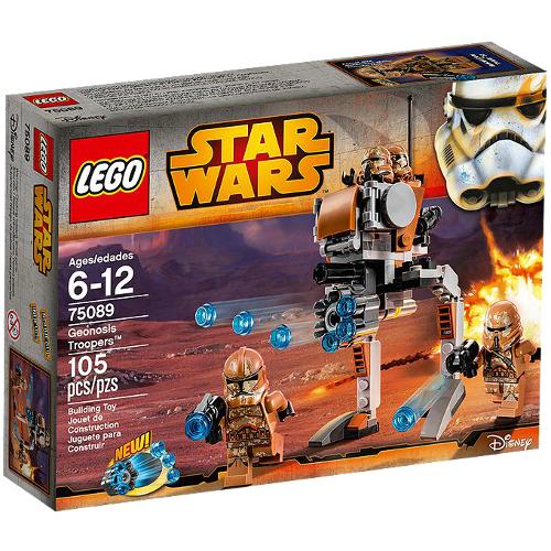 Lego Star Wars Geonosis Troopers™ 12L-P67-75089