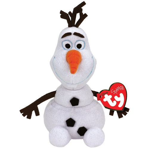 "Ty Disney Frozen 8"""" Olaf"" 12P-DOE-41147"
