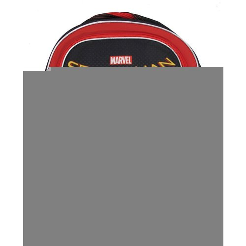 "Marvel Spider-Man """"Homecoming"""" 16-inch Cargo Backpack - Red/Black"" 12M-O53-SMHOM"
