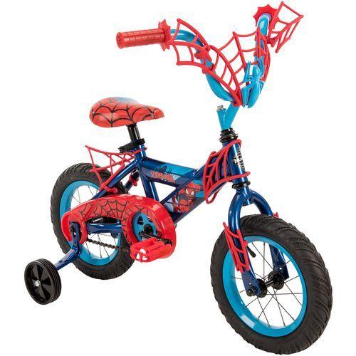 "Huffy Boy's 12"""" Marvel Spider-Man Bicycle"" 12B-796-22988"