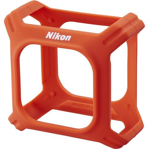 Nikon Orange Silicone Jacket for KeyMission 360 Action Camera