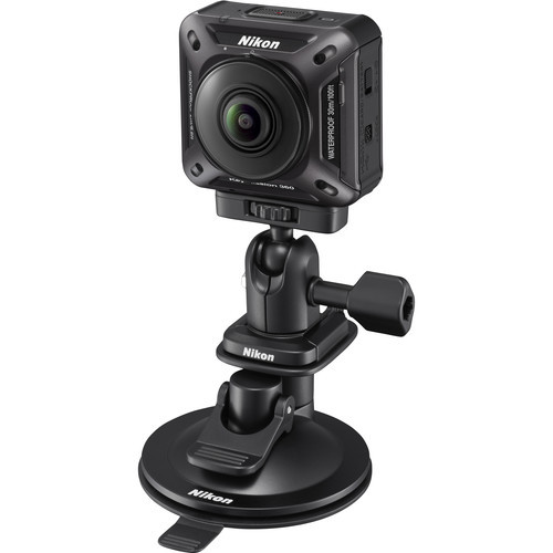 Nikon Suction Cup Mount for KeyMission Action Cameras 15A-B96-25945