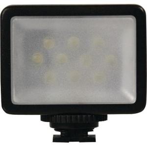 Sima SL-100LX Pro LED Camcorder Flash and Flashlight - 25 ft Range