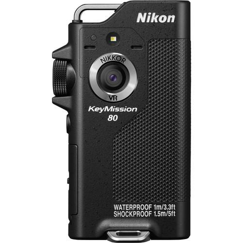 Nikon KeyMission 80 Action Camera