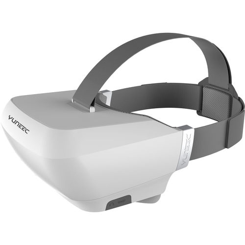 Yuneec Typhoon Skyview Goggles First Person View Headset Camcorder Viewfinder - White