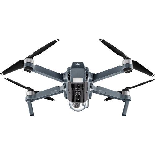 DJI CPPT000500 Mavic Pro Quadcopter with 4K Camera - Grey