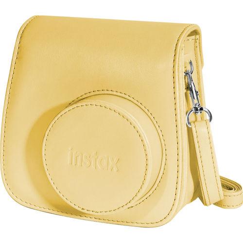 Fujifilm Istax Mini 8 Camera Groovy Case - Yellow