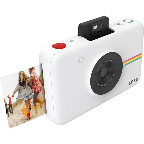 Polaroid Snap Instant Digital Camera - White