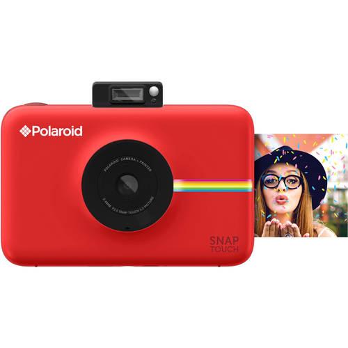 Polaroid POLSTR Snap Touch Digital Camera / 13 MP / 1080p Full HD - Red
