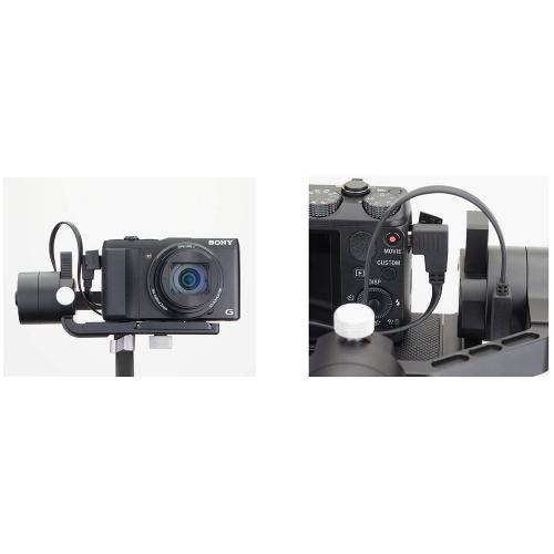 Zhiyun-Tech Crane-M 3 Axis Handheld Gimbal Stabilizer - Jet Black 17A-673-CRANE/M
