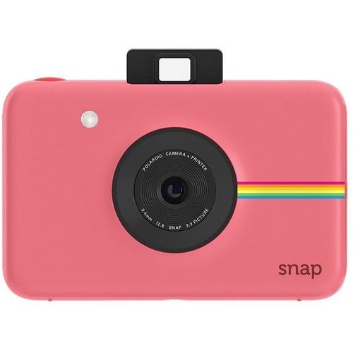 Polaroid POLSP01BP Snap 10.0-Megapixel Instant Digital Camera - Pink