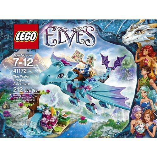 Lego Elves The Water Dragon Adventure