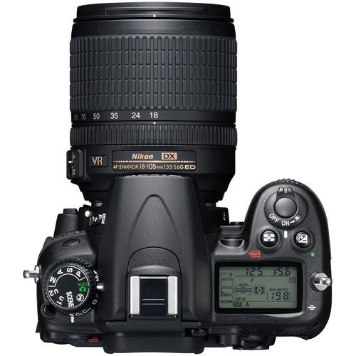 Nikon D7000 DSLR Camera Kit 16.2MP / 3.0 X Optical Zoom / LCD 3.0