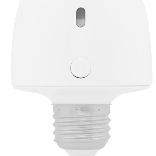 Incipio CommandKit Smart Light Bulb Adapter with Dimming - White