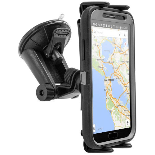 "Arkon SM617 Slim-Grip® Ultra""! Robust Base Windshield/Dashboard Mount for Smartphones & 7"" 8"" Tablets 20A-P17-ARKSM617"