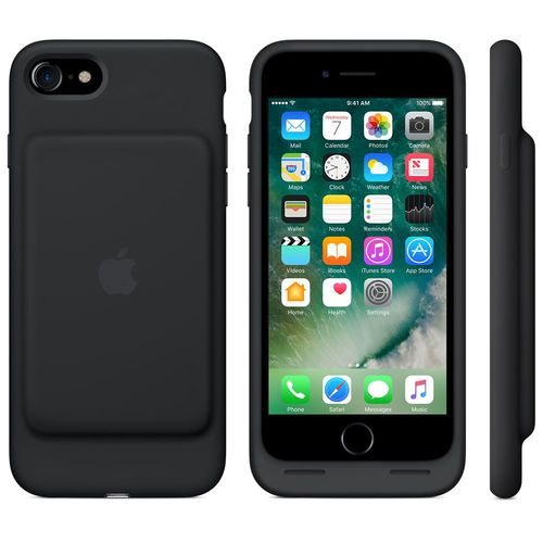 Apple® iPhone 7 Smart Battery Case - Black
