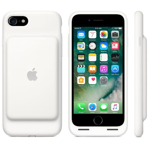 Apple® iPhone 7 Smart Battery Case - White