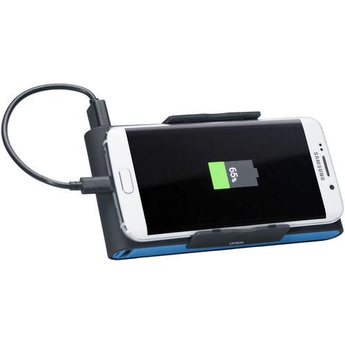 CTA Digital Smartphone Grip Clip 9000mAh External Battery Pack Charger