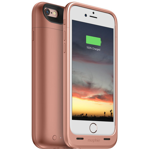 Mophie Juice Pack Air for iPhone 6/6s - Rose Gold