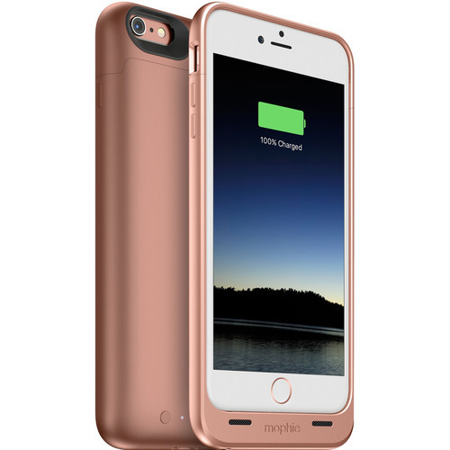 Mophie Juice Pack Battery Case for iPhone 6 Plus/6s Plus - Rose Gold