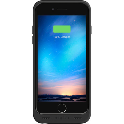 Mophie Juice Pack Reserve Battery Case for iPhone 6/6s - Black