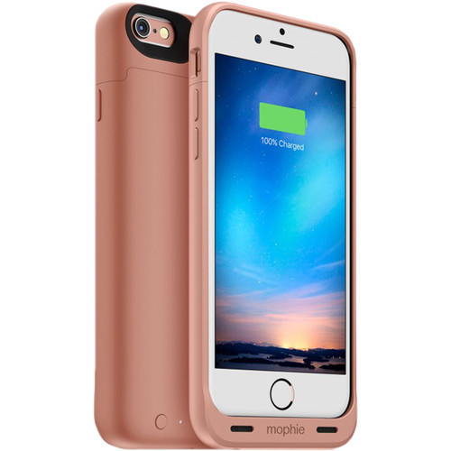 Mophie Juice Pack Reserve Battery Case for iPhone 6/6s - Rose Gold