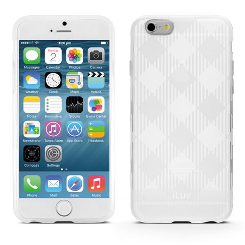 iLuv Gelato Case for iPhone 6/6s - White
