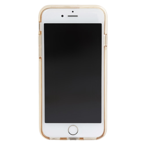 Skech Apple iPhone 7 Matrix Clear Case - Gold