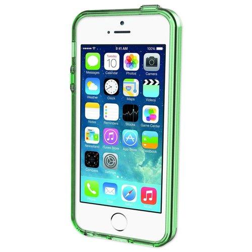 Qmadix C Series Cover Apple iPhone SE - Green