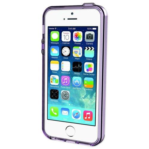 Qmadix C Series Cover Apple iPhone SE - Lavender