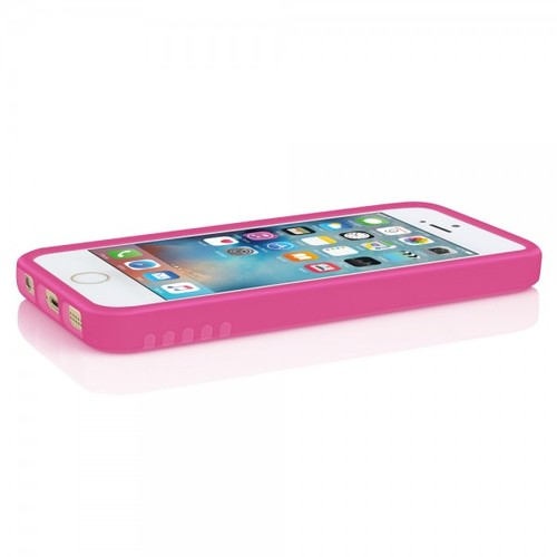 Incipio iPhone 5/5S/SE Frequency Case - Translucent Pink